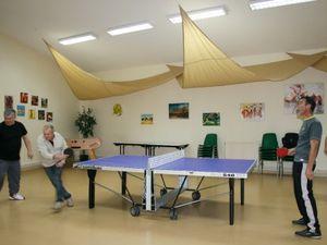 Mardi soir, c'est ping-pong à l'Espace Pierre Proix !