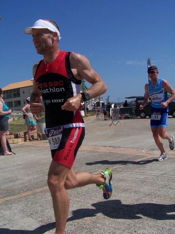 Triathlon de Mimizan 2014