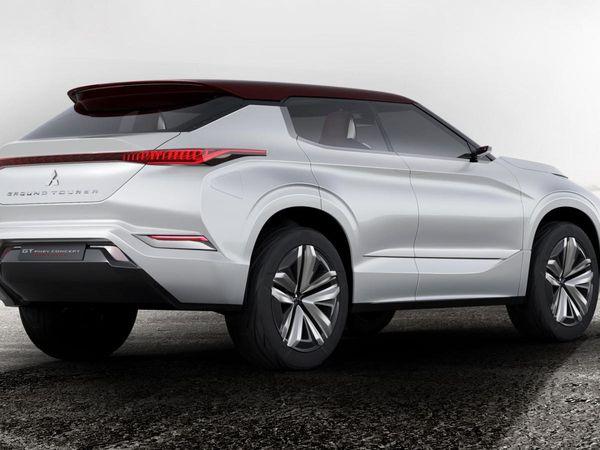 Mitsubishi GT PHEV, un beau projet pour le Mondial 2016!
