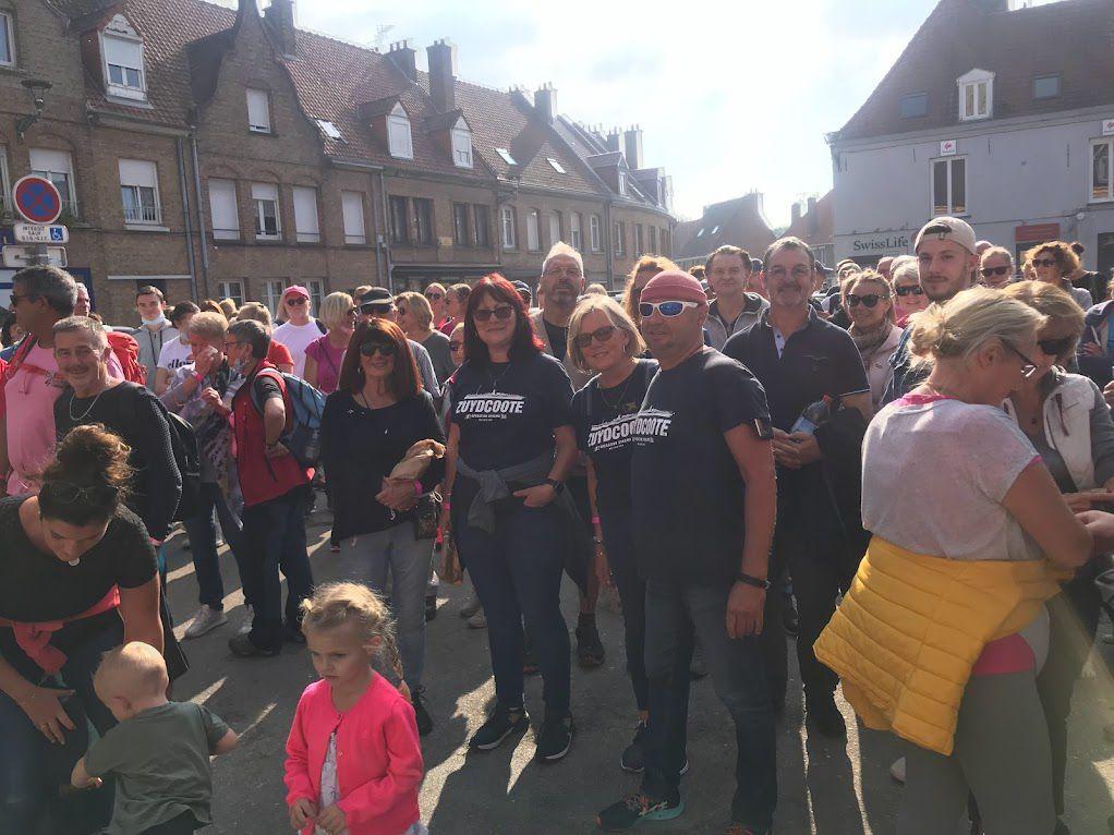 La Rose Flamande le samedi 9 octobre