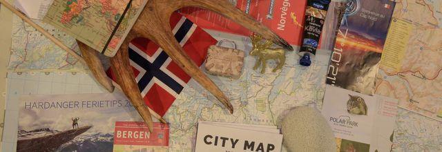 Avant le départ pour la Norvège