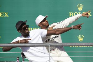 Lewis Hamilton devient ambassadeur de Puma