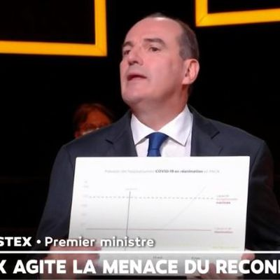 Jean Castex n'exclut pas un reconfinement si la situation sanitaire devait se dégrader
