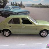 FASCICULE N°18 SIMCA TALBOT HORIZON 1980 NOREV 1/43 - car-collector