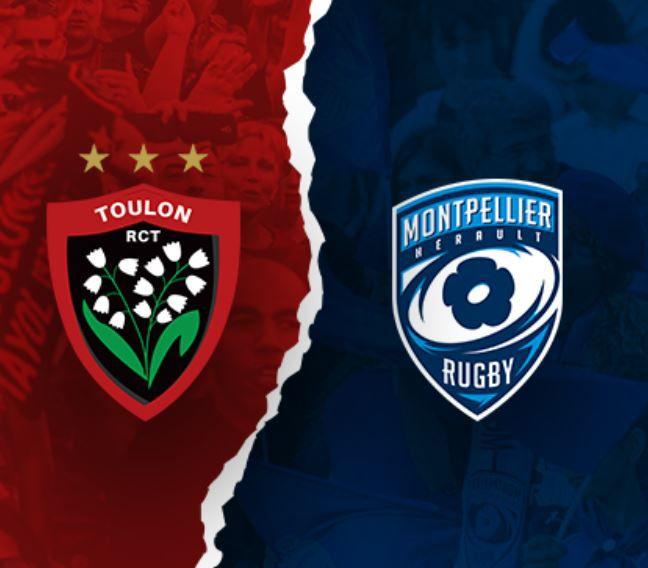 RC Toulon / Montpellier : Sur quelle chaine suivre la rencontre samedi ?