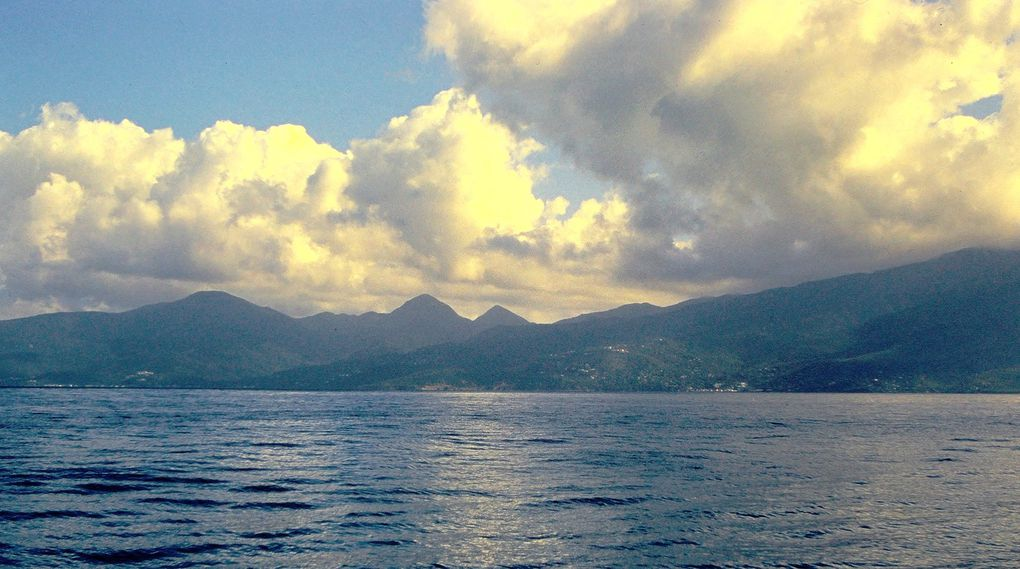 Ciels de Basse-Terre, Guadeloupe..