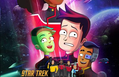 "La série d'animation ""Star Trek : Lower Decks"" disponible dès ce vendredi sur Amazon Prime Video (bande-annonce)"