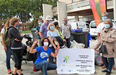 Journée mondiale du nettoyage de la planète - Colomiers, 19 septembre 2020
