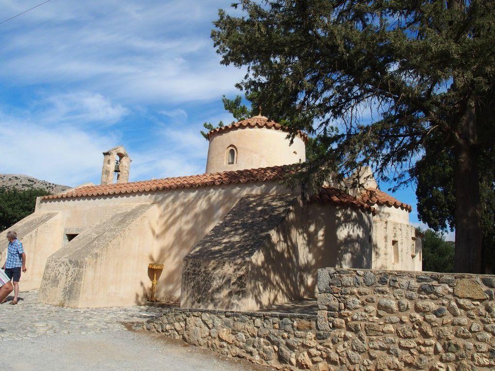 l'église de Panagia Kera et ses peintures ...