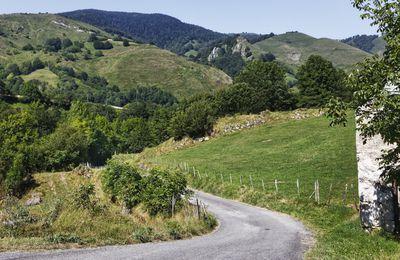 Pays Basque - Haute Soule - Sainte-Engrâce