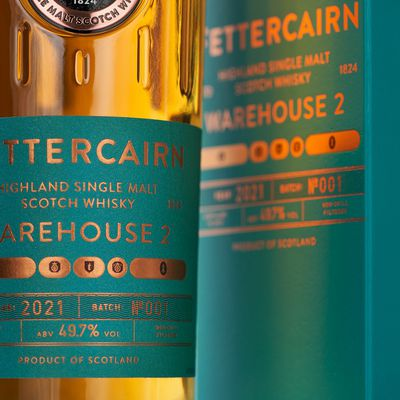 Fettercairn - Warehouse 2 / Batch 001