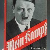 """""""Mein Kampf"""" va être publié en français"""