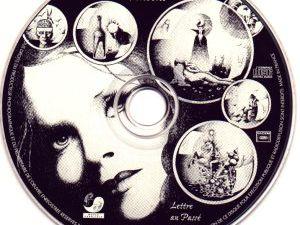 """jean claude Vincent, en fait jean claude pognant membre fondateur de CRYPTO, des paroles de Christian descamps et cet album """"lettre au passé"""" de 1977"""