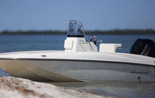 Bayliner Element CC5 - le petit bateau anti-crise !