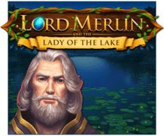 machine a sous en ligne Lord Merlin & The Lady of the Lake logiciel Play'n Go