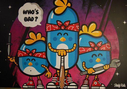 Zoo art show, l'expo de street-art haute en couleurs à Lyon