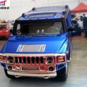 HUMMER H2 SUV TUNING 4X4 BURAGO 1/32. - car-collector.net