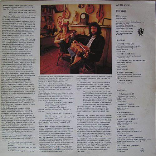 Les albums de ma jeunesse (21) : Andy Irvine & Paul Brady