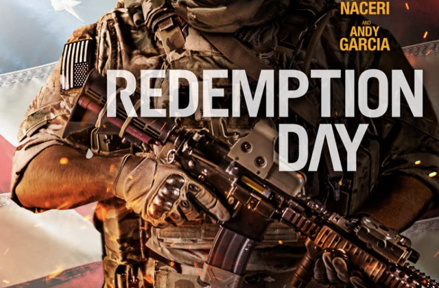 Critique Ciné : Redemption Day (2021, VOD)