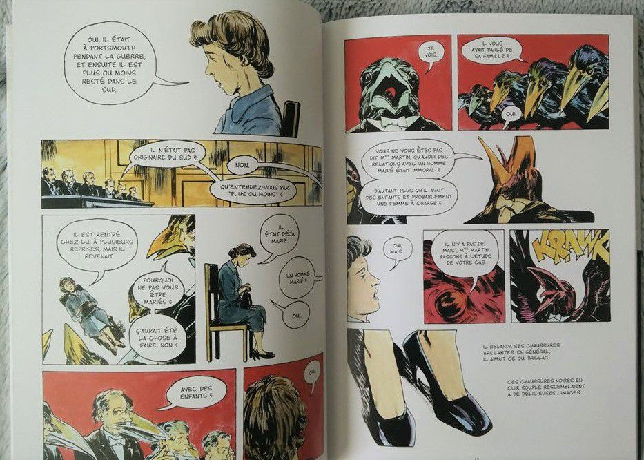 L'enfant inattendue. Marguerite VAN COOK et James ROMBERGER – 2014 (BD)