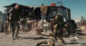 District 9 - de Neill Blomkamp - 2009