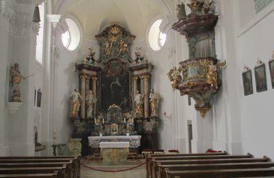 Theresienkirche in Marktredwitz