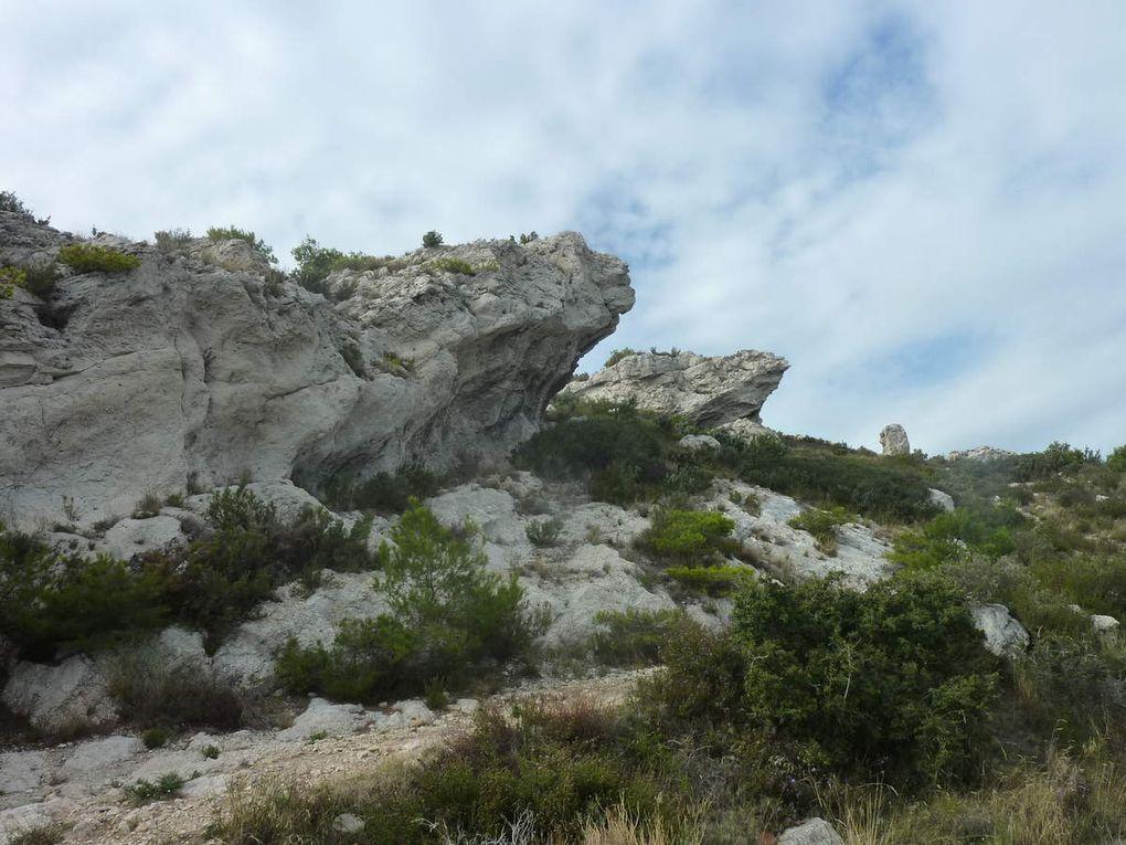 Du Rove au Fort de Figuerolles