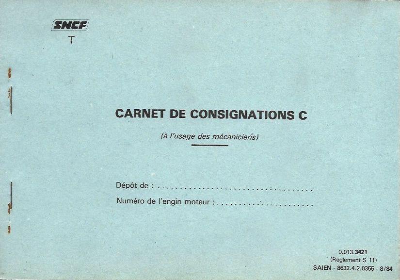1970 Ma période SNCF