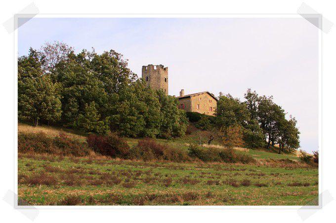 Diaporama château de Ratières