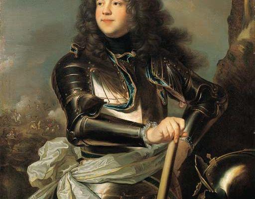 Le portrait du comte d'Evreux