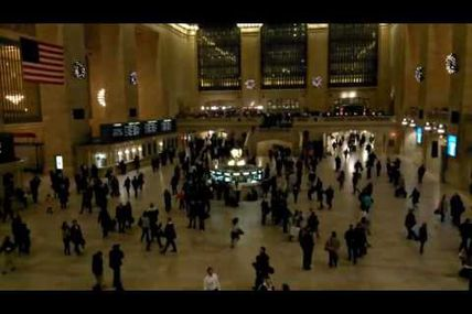 Apple Store's Gift to Grand Central Terminal: Free Wi-Fi