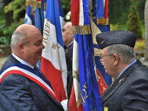 Commémoration de la Victoire du 8-mai-1945 à Quimper