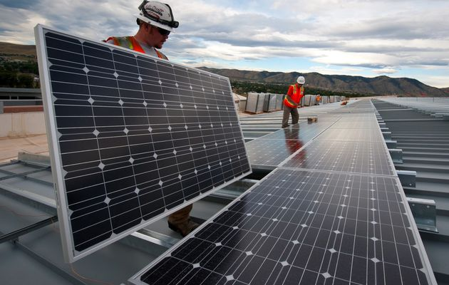 Solar Panel Installation Services - Save Money Now and Looks Later