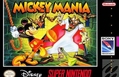 Mickey Mania (1994, Traveller's Tale)