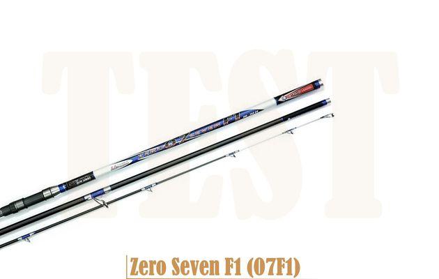 Test : Colmic Zero Seven F1 (07F1)