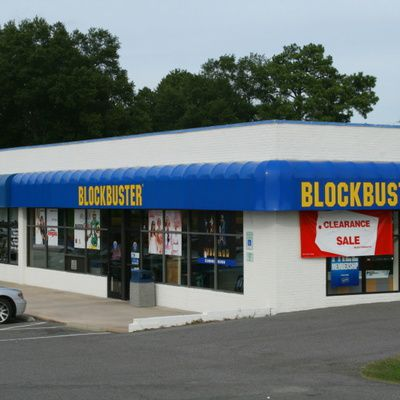 The facts on Blockbuster UK