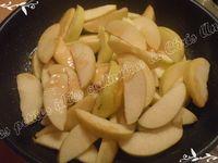 Moelleux aux pommes et au miel