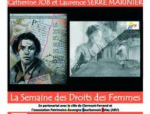 Expo Peintures et Photos Catherine Job et Laurence Serre Marinier