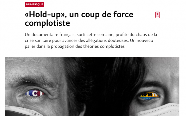 Hold-up : panique, injures, censure et miracle !