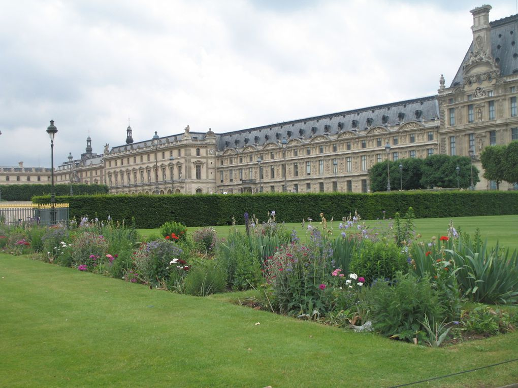 Jardins Jardin aux Tuileries - Paris