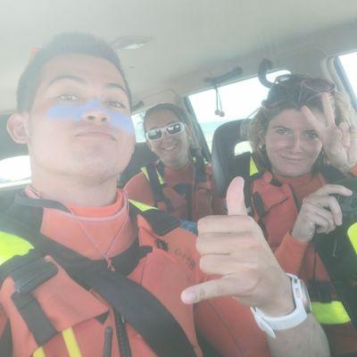 Août: nouvelle équipe de nageurs sauveteurs