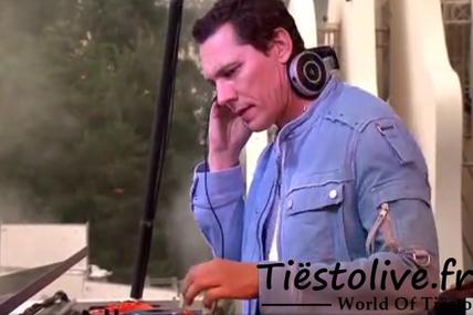 Tiësto Interview - The Flying Dutch, Netherlands - june 04, 2016