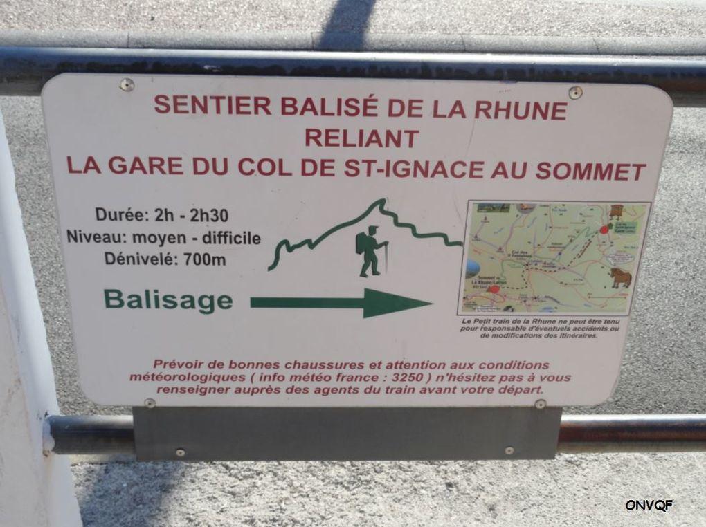 La Rhune via col de Saint-Ignace ( Pyrénées-Atlantiques 64 ) AA Rando