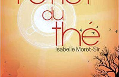 *LE REFLET DU THÉ* Isabelle Morot-Sir* Auto-éditions* par Cathy Le Gall*