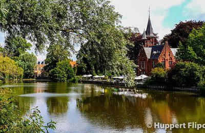 Bons baisers de Bruges, la romantique