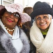 Graceful Aging in Easter Hats