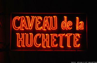 REOUVERTURE DU CAVEAU DE LA HUCHETTE A PARIS LE 15/9/2021