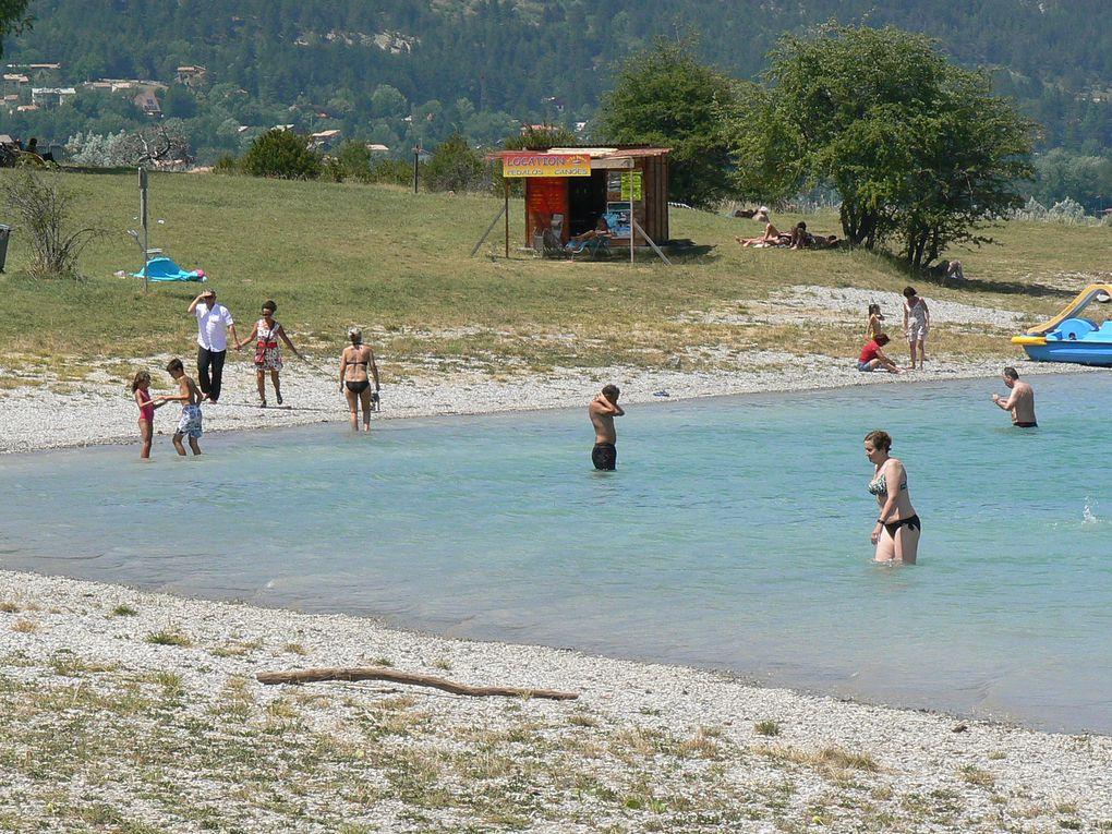 Saint André les Alpes: Dispositifs de surveillance de baignade annoncés par le SDIS