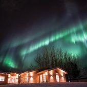 Guesthouse Fludir - Grund, Fludir, Islande