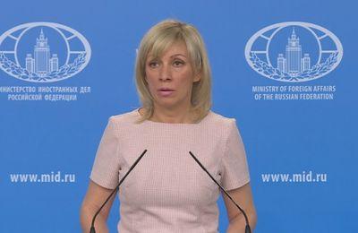 """[Vidéo] La Russie estime que le rapport sur l'attaque des drones étatsuniens contre la base syrienne est """"absolument fiable"""" (AMN)"""